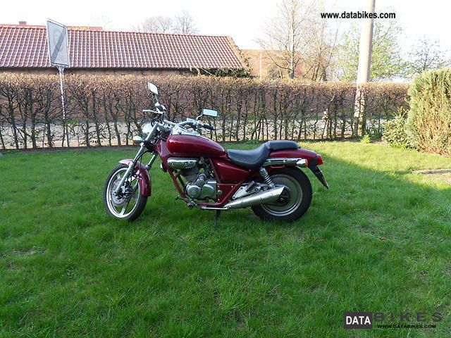 1998 Daelim  VT 125 Motorcycle Lightweight Motorcycle/Motorbike photo