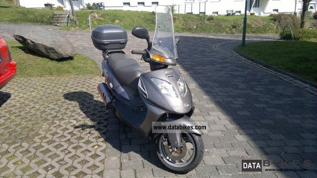 Daelim  Ottello (SG125F) 2000 Scooter photo