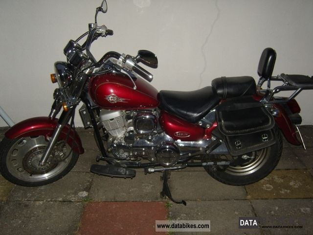 2001 Daelim  Daystar Motorcycle Chopper/Cruiser photo