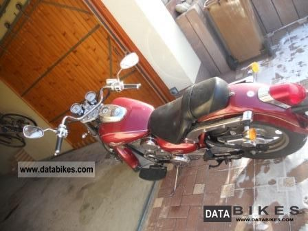 Daelim  VI 125F 2001 Chopper/Cruiser photo