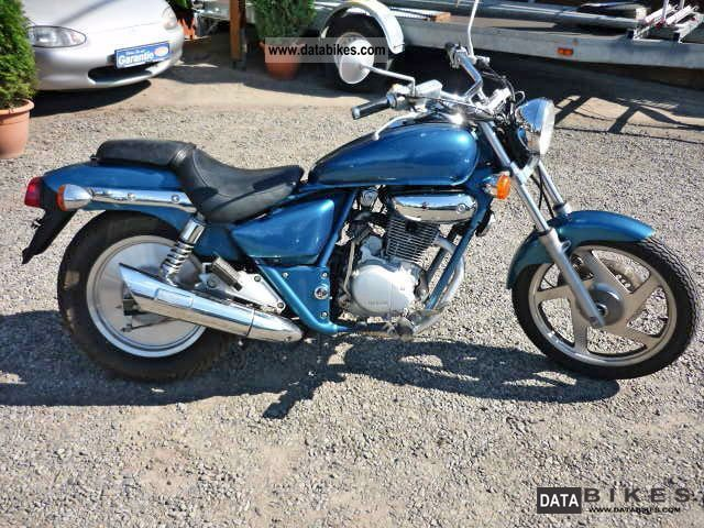 2000 Daelim  VT 125 F / Top condition / TÜV 04/2013 Motorcycle Chopper/Cruiser photo