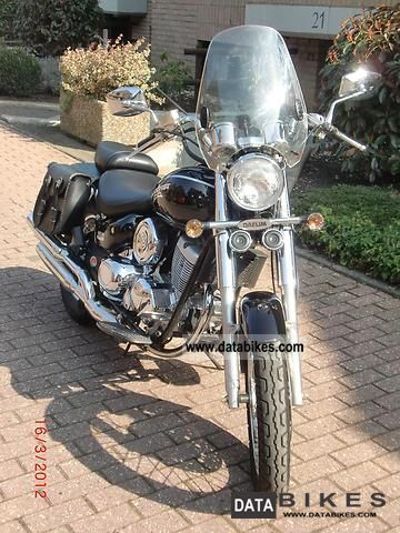2008 Daelim  VL 125 Daystar Motorcycle Chopper/Cruiser photo