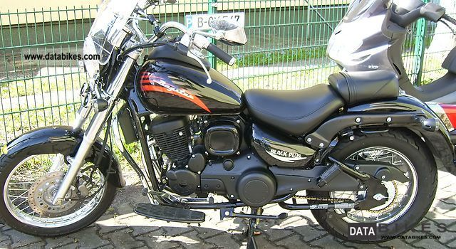 2011 Daelim  VL 125 Daystar Fi Motorcycle Chopper/Cruiser photo