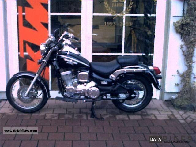 2006 Daelim  VL 125 DAYSTAR Motorcycle Chopper/Cruiser photo