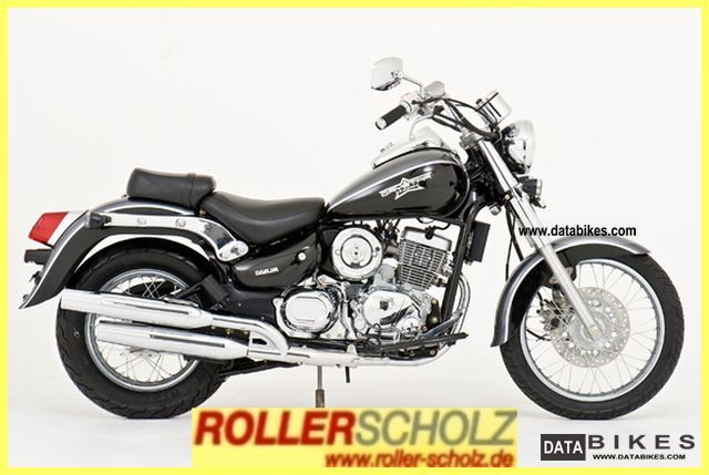 2011 Daelim  Daystar 125 FI delivery nationwide Motorcycle Chopper/Cruiser photo