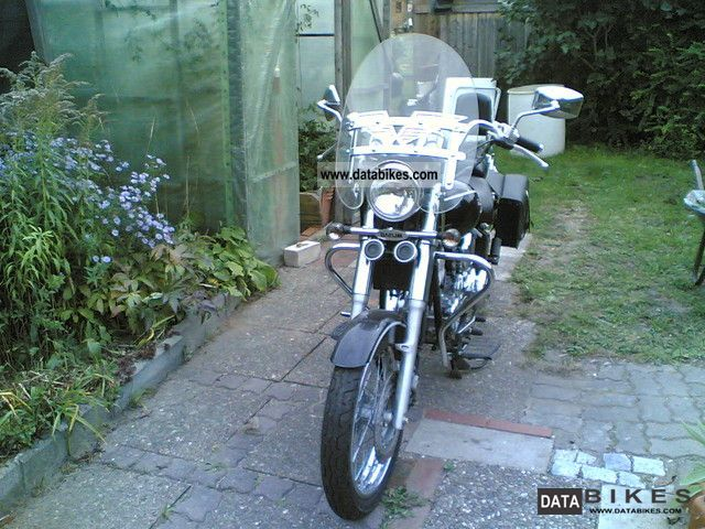 2007 Daelim  VL 125 FI daystar Motorcycle Chopper/Cruiser photo