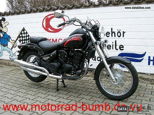 2011 Daelim  Black Day Star Plus! Motorcycle Lightweight Motorcycle/Motorbike photo