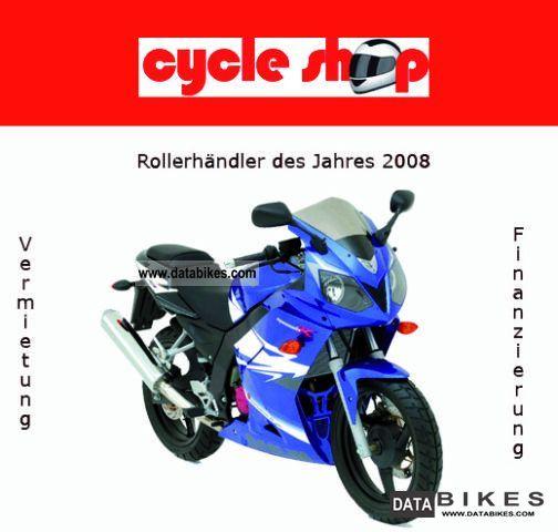 2011 Daelim  Roadwin 125 R \ Motorcycle Motorcycle photo