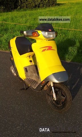1995 Derbi  * Derbi Vamos M50 Sport Edition * moped registration! Motorcycle Scooter photo
