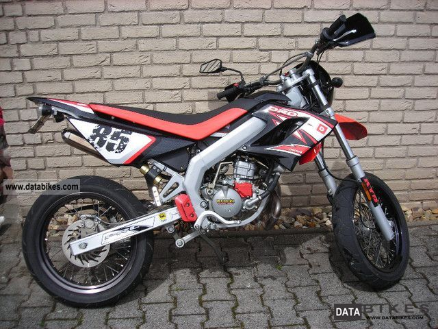 2008 Derbi  DRD Motorcycle Super Moto photo