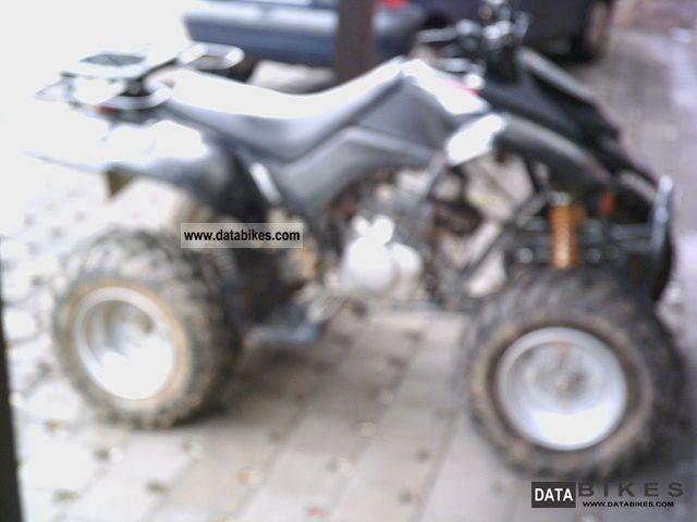 2010 Derbi  DXR 250 SportMax Motorcycle Quad photo