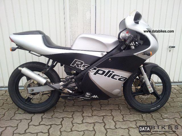 2006 Derbi  GPR 50 Racing R | 1 Hand Orig 8000km | TOP Motorcycle Scooter photo