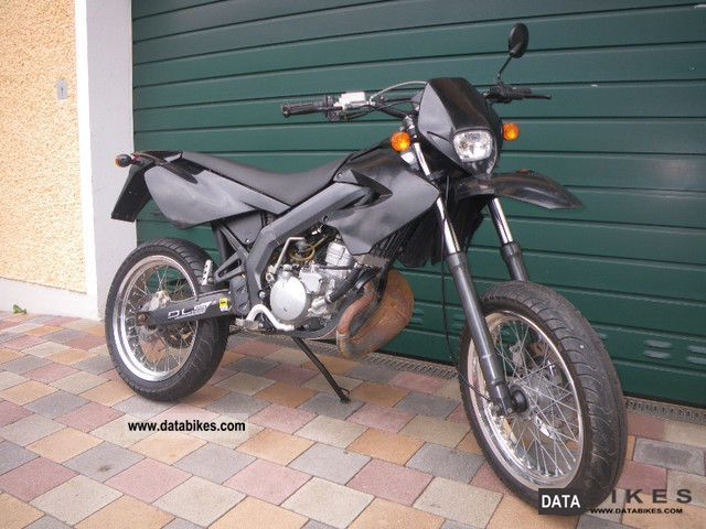 2010 Derbi  SENDA X - Treme 50 SM (guaranteed) Motorcycle Enduro/Touring Enduro photo