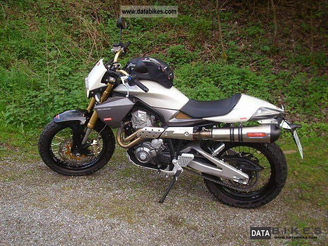 2008 Derbi  Mulhacen 659 Motorcycle Enduro/Touring Enduro photo