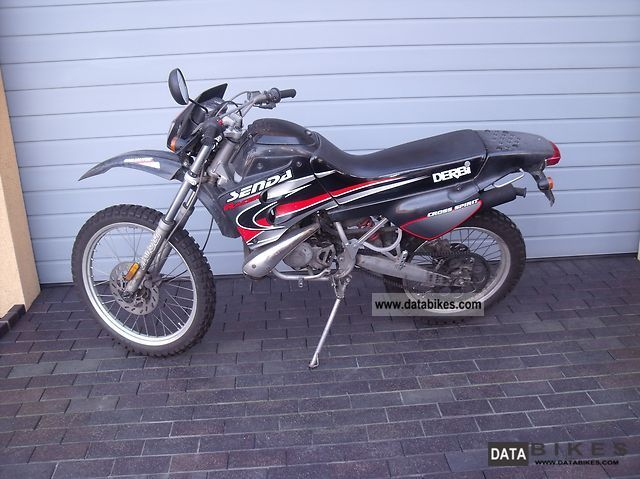 2003 Derbi  senda 50 Motorcycle Motor-assisted Bicycle/Small Moped photo