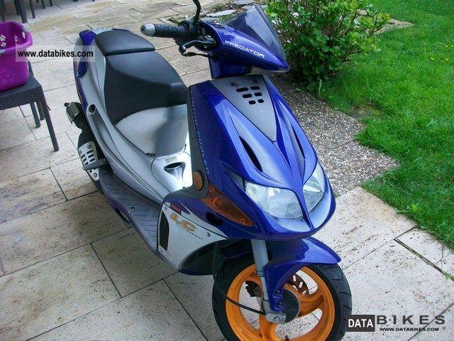 2000 Derbi  predator Motorcycle Scooter photo