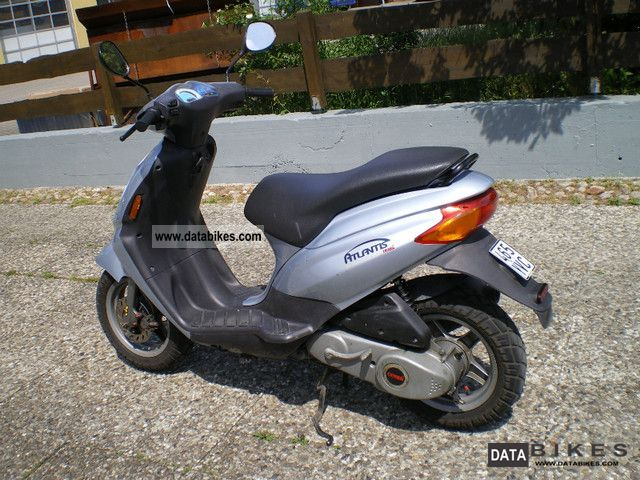derbi atlantis scooter
