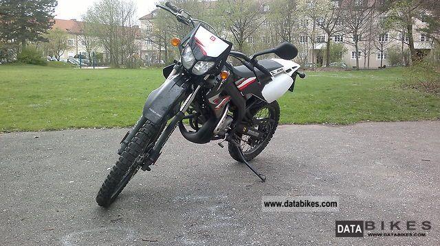 2010 Derbi  senda 50 r x-treme Motorcycle Enduro/Touring Enduro photo
