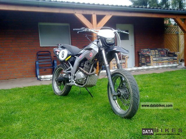 2005 Derbi  Senda Motorcycle Super Moto photo