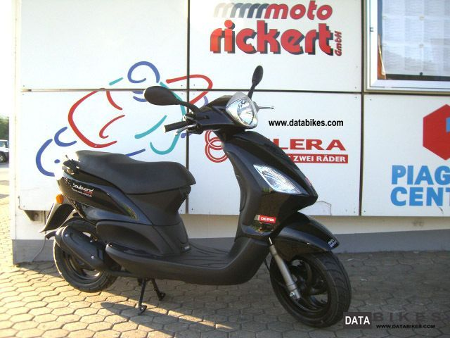 2011 Derbi  BOULEVARD 50 2T also including mopeds! ALL COLORS Motorcycle Scooter photo