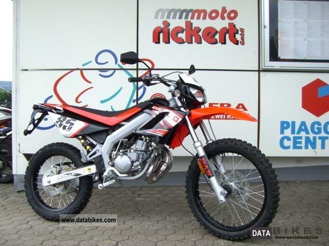 Derbi  DRD RACING 50 R MX-FIGHTER ALSO MOFA INCL.!! 2011 Enduro/Touring Enduro photo