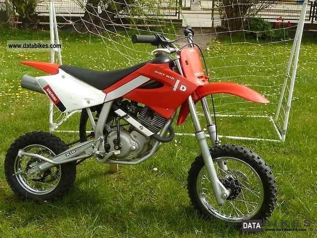 2007 Derbi  Dirt Kid 12 Motorcycle Rally/Cross photo