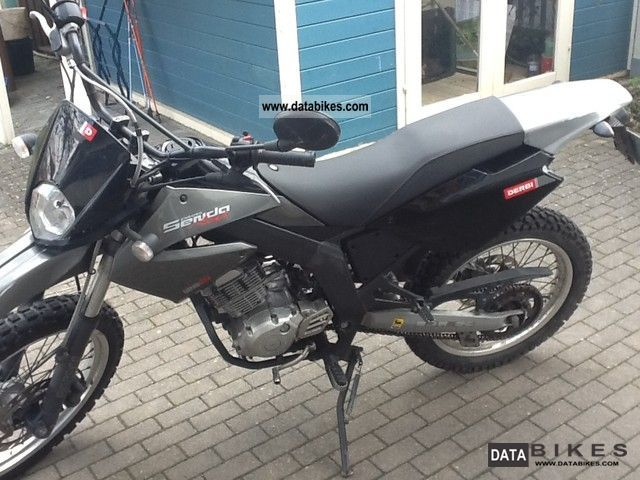 2007 Derbi  Senda Baja 125 R Motorcycle Lightweight Motorcycle/Motorbike photo