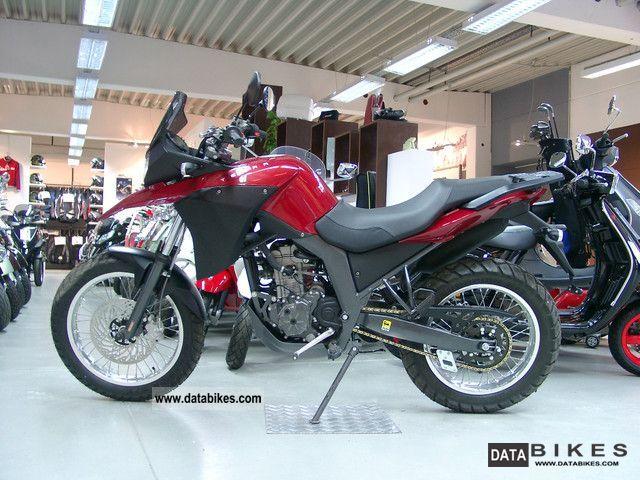 2011 Derbi  Terra 125 Motorcycle Enduro/Touring Enduro photo