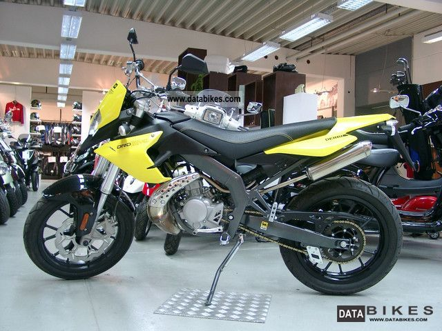 2011 Derbi  DRD Evo demonstrator only about 150 KM Motorcycle Motor-assisted Bicycle/Small Moped photo