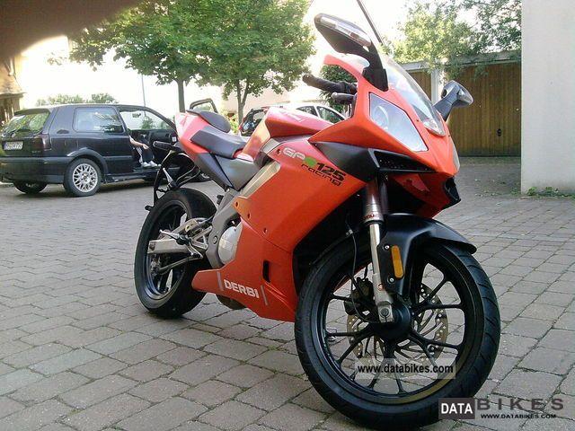 2005 Derbi  GPR125r Motorcycle Lightweight Motorcycle/Motorbike photo