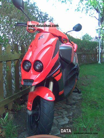 2001 Derbi  LC Paddock Motorcycle Motor-assisted Bicycle/Small Moped photo