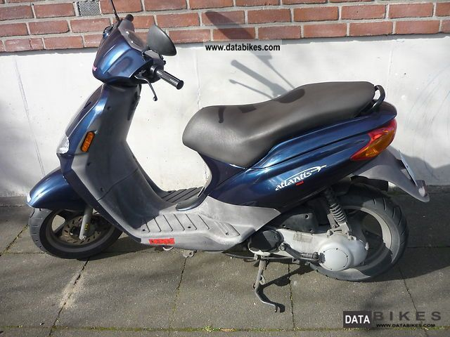 Derbi  Atlantis 2003 Scooter photo