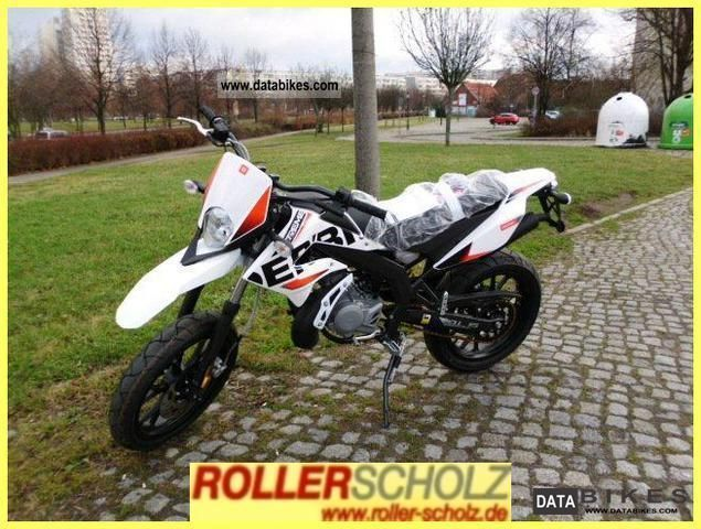 2011 Derbi  Xtreme DRD 50 current model Motorcycle Motorcycle photo