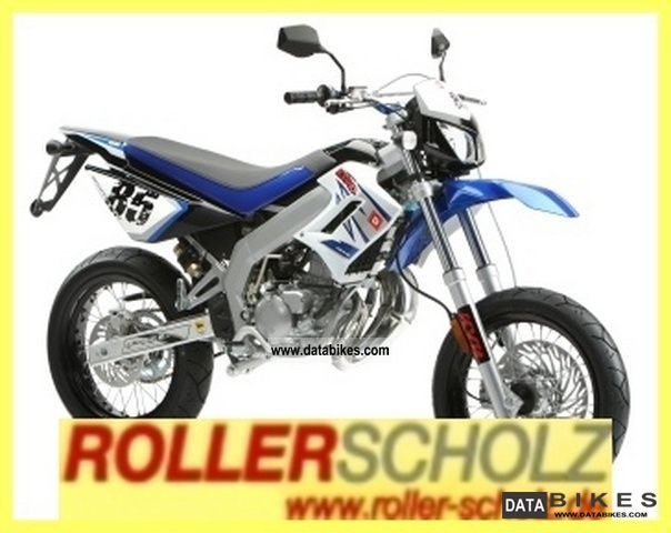 2011 Derbi  Senda DRD Racing 50 SM current model Motorcycle Motor-assisted Bicycle/Small Moped photo
