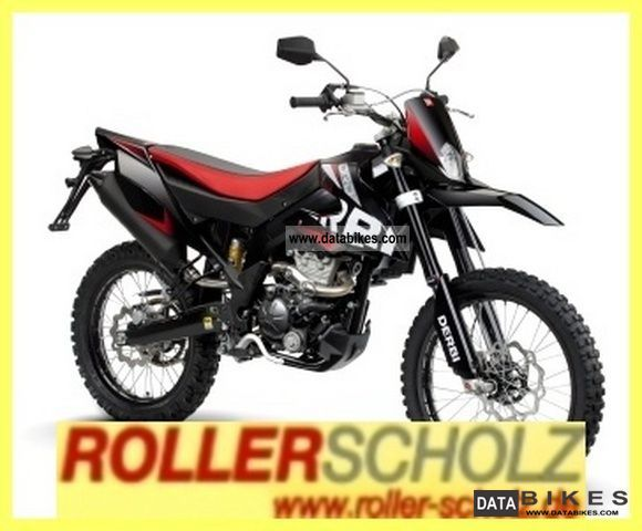 2011 Derbi  Senda DRD 125 R 4T 4V current model Motorcycle Motorcycle photo