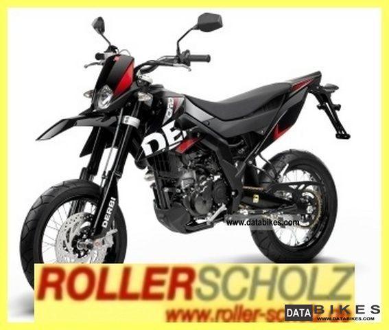 2011 Derbi  Senda DRD 125 SM 4T 4V current model Motorcycle Pocketbike photo