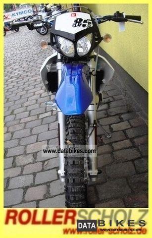 2011 Derbi  Senda DRD Racing 50 R current model Motorcycle Motorcycle photo