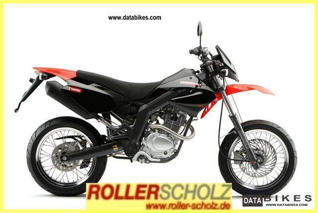 2011 Derbi  Senda Baja 125 SM delivery nationwide Motorcycle Lightweight Motorcycle/Motorbike photo