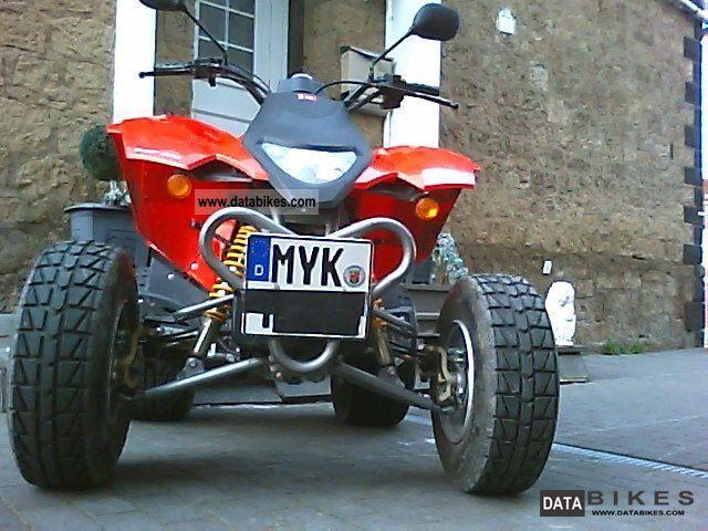 2011 Derbi  dxr 250 Motorcycle Quad photo