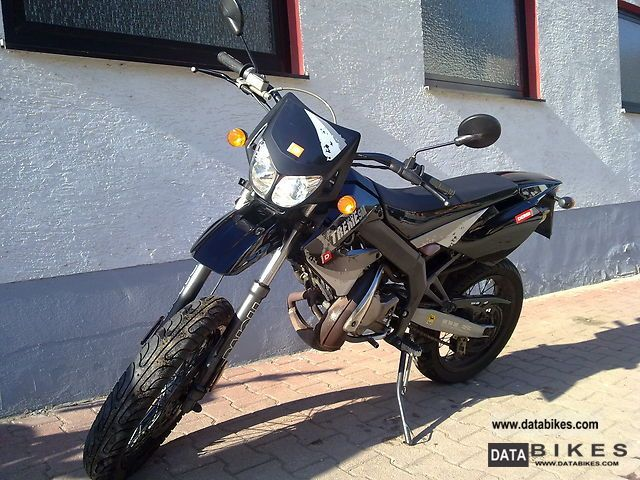 2007 Derbi  Senda 50 SM X-Treme Motorcycle Motor-assisted Bicycle/Small Moped photo