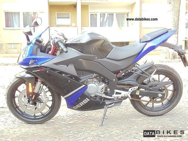 2011 Derbi  GPR 50 Motorcycle Motorcycle photo