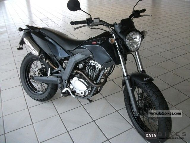 2008 Derbi  Senda Cross City 125 many new parts Motorcycle Enduro/Touring Enduro photo