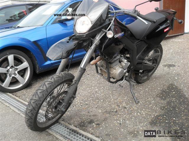 2007 Derbi  Senda SM 125 4T Motorcycle Lightweight Motorcycle/Motorbike photo