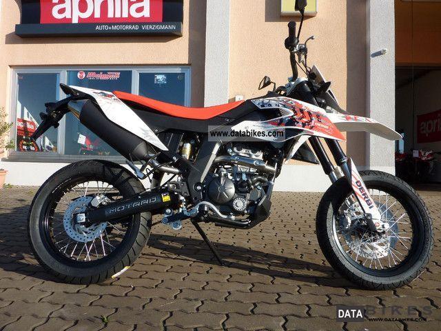 2012 Derbi  DRD 125 SM newest model Motorcycle Super Moto photo
