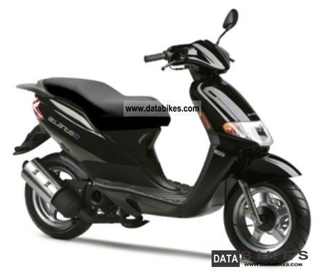 2011 Derbi  Atlantis 50 2T Motorcycle Scooter photo