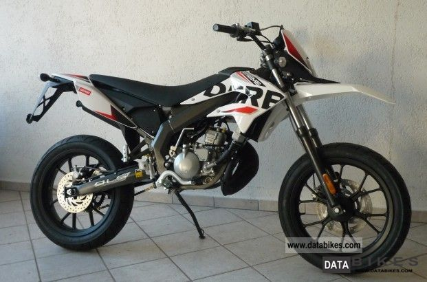 2011 Derbi  Senda DRD X-Treme 50 SM Supermoto Motorcycle Motor-assisted Bicycle/Small Moped photo