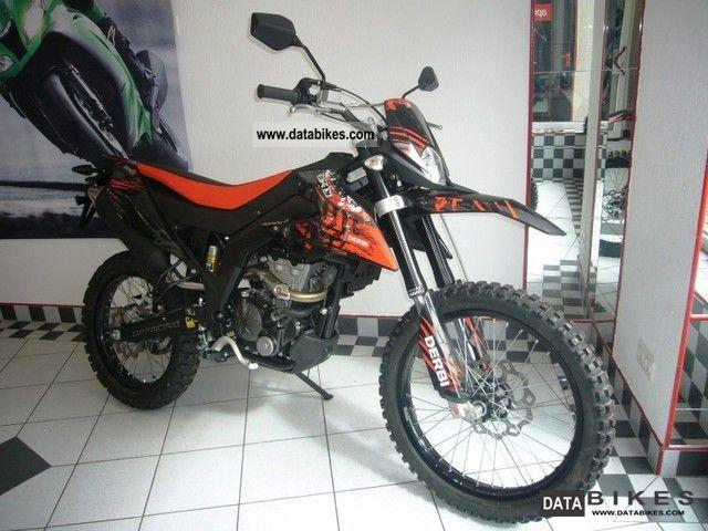 2011 Derbi  Send DRD 125 R 4T 4V Motorcycle Lightweight Motorcycle/Motorbike photo
