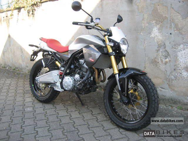 2011 Derbi  Mulhacen 659 Motorcycle Tourer photo