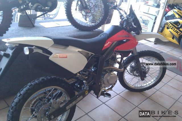 2011 Derbi  Senda Baja 125 delivery charge Motorcycle Lightweight Motorcycle/Motorbike photo