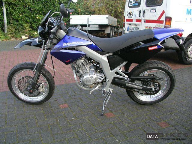 2011 Derbi  Senda 125 Motorcycle Super Moto photo